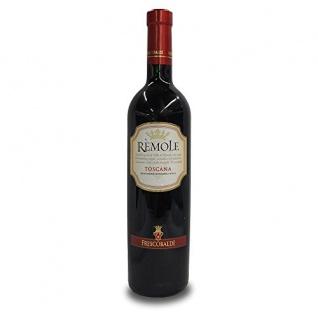 Frescobaldi Remole Toscana Rotwein intensiv fruchtig würzig 750ml