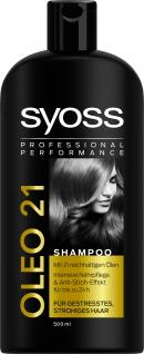 SYOSS Shampoo Oleo 21 500 ml