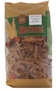 Buitoni Eliche Integrale / Teigwaren aus Vollkornhartweizengrieß 6 x 500g = 3000g
