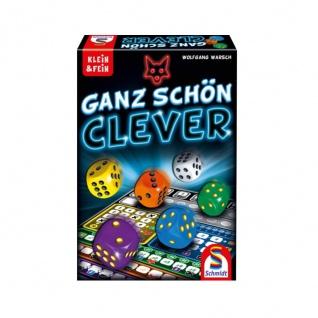 Spiel Ganz schoen clever