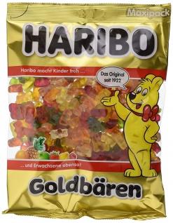 Haribo Goldbären die unverwechselbaren Fruchtgummi Bären 1000g