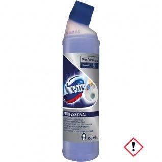 Domestos Professional WC Reiniger und Entkalker Flasche 750ml