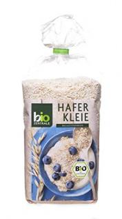 biozentrale Haferkleie, 3er Pack (3 x 500 g)