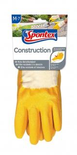MAPA Handschuh Special Typ 4 Construction Größe M aus Nitril