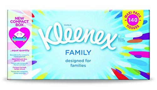 Kleenex Taschentücher Family