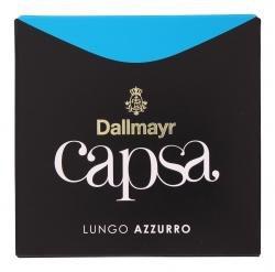 Dallmayr Capsa Lungo Azzurro Nespresso enthält 10 Kaffeekapseln 56g