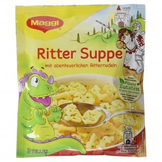 Maggi Guten Appetit Rittersuppe, 53 g Beutel, ergibt 3 Teller