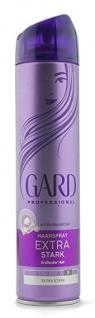 Gard Professional Styling Haarspray dauerhafter Halt extra stark 250ml 5er Pack