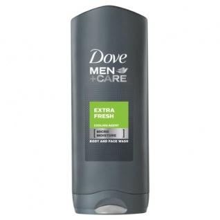 Dove Men Care Extra Fresh Pflegedusche für Körper und Gesicht 250ml