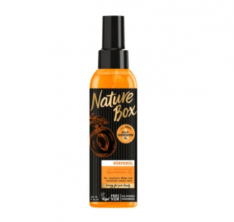 NATURE BOX Körperöl Aprikose 150 ml