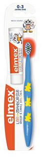 Elmex Lern-Zahnbürste, 6er Pack (6 x 1 Stück), sortiert