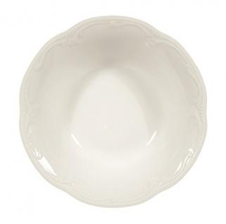 Königlich Tettau 004.028415 Schüssel rund 21 cm, Rubin cream