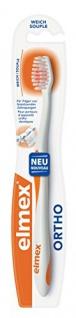 elmex Ortho Zahnbürste, 1er Pack (1 x 1 Stück)