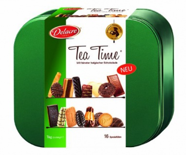 Delacre Tea Time 1000g