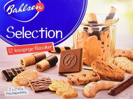 Bahlsen Selection, 5er Pack (5x 500 g Packung)