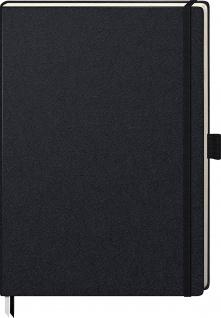 Notizbuch Kompagnon Klassik 21 x 29, 4cm kariert