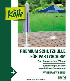 Schutzhuelle f.Schirm b.200 cm