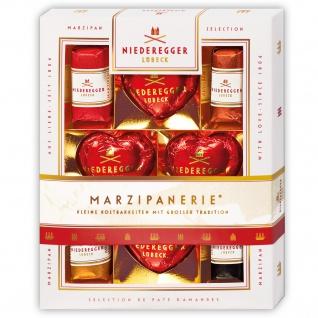 Niederegger Marzipanerie Pralinen mit Zartbitter Schokolade 100g