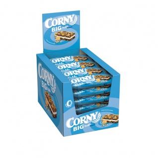 Corny Milch Der Große Classic Milchcreme und Bienenhonig 40g 24er Pack