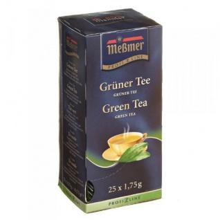 Meßmer Grüner Tee zur Entspannung in hoher Qualität 12er Pack