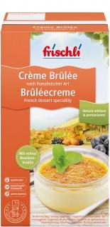 Frischli Creme Brülee lässt sich perfekt karamellisieren 1000g