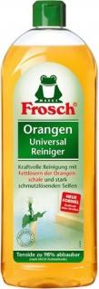 Frosch Orangen Universal Allzweck Seifen Reiniger 750ml 8er Pack