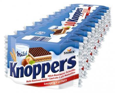 Storck Knoppers 10er Pack, 250g