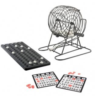 NG Bingo mit Metallkorb