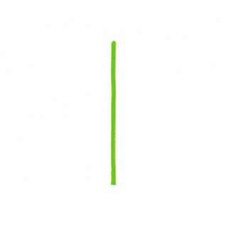 Meyco Pfeifenputzer Chenilledraht grün extra lang 10 Stück 8mmx500mm