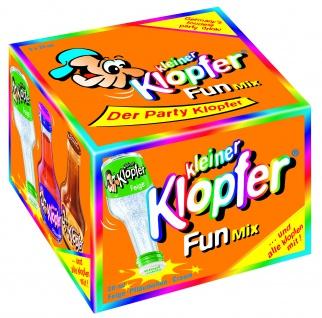 Kleiner Klopfer Fun Mix verschiedene Geschmackssorten 20ml 25er Pack