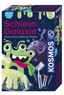 Kosmos 65417 Fun Science Schleim Galaxie für Kinder ab ab 8 Jahren