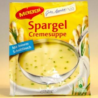 Maggi Spagel Cremesuppe für 1Liter