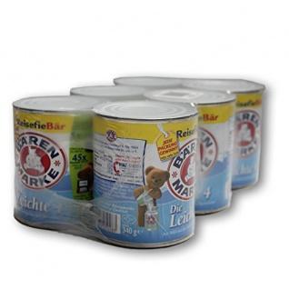 Dosenmilch Die Leichte 4% Bärenm. Multipack 6x340g