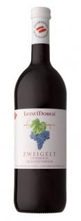 Lenz Moser Blauer Zweigelt Rotwein Trocken Qualitätswein 1000ml