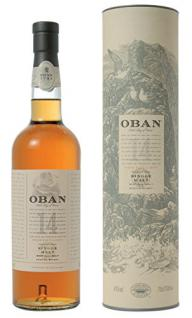 Oban 14 Jahre Single Malt Scotch Whisky (1 x 0.7 l)