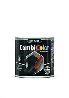 Rust-Oleum Combicolor Original Schmiedeeisen, Schwarz Grundierung 250ml