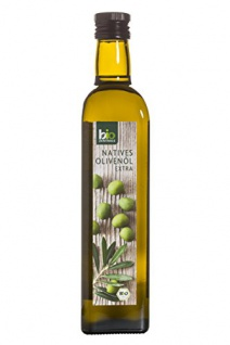 biozentrale Natives Bio Olivenöl Extra Kaltpressung Erste Güte Vegan, 2er Pack (2 x 500 g)