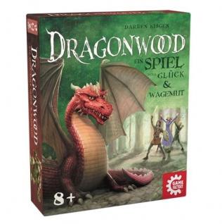 Dragonwood Ein Spiel voll Glück und Wagemut für die ganze Familie