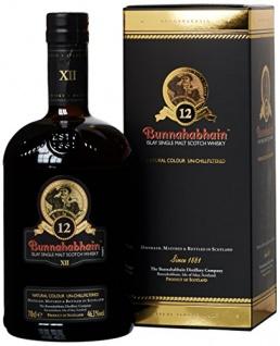 BunnahabhainIslay SingleMaltScotch Whisky(1 x 0.7 l)