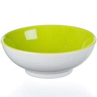 Ritzenhoff und Breker Schale Flirt aus der Serie Doppio grün 10cm
