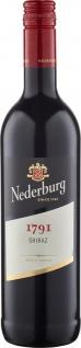 Nederburg Shiraz Rotwein trocken aus Südafrika 750ml 6er Pack