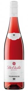 Torres De Casta Rosado fein-würziger und saftiger Roséwein 750ml 6er Pack