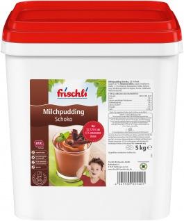 Frischli Milchpudding Schoko aus feiner und fettarme Milch 5000g