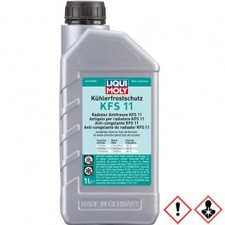 Liqui Moly Kühlerfrostschutz KFS 11 ganzjähriger Frost Schutz 1L