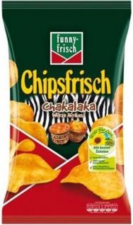 Funny frisch Chipsfrisch Chakalaka mit würzigem Geschmack 175g