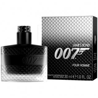 James Bond 007 Pour Homme Eau de Toilette frischer Männerduft 30ml