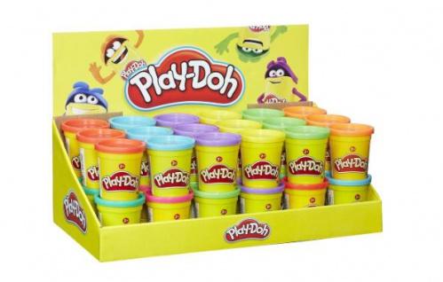 Hasbro Play Doh Knete kreatives und fantasievolles Spielen Einzeldose