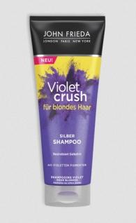 Guhl John Frieda Shampoo Silber Violet Crush für blondes Haar 250ml
