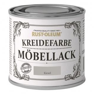 Rust Oleum Shabby Kreidefarbe Möbellack Kiesel mattes Finish 125ml