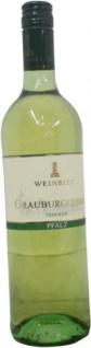 Weinbiet Grauburgunder trocken Weißwein mit dezenter Säure 750ml